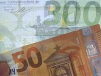 Mehr Falschgeld in Deutschland