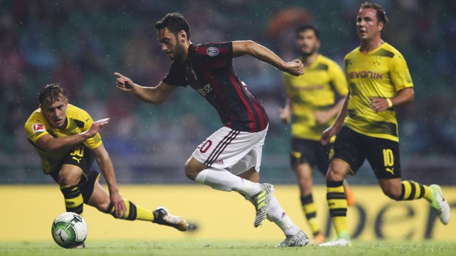 AC Milan v Borussia Dortmund - 2017 International Champions Cup China