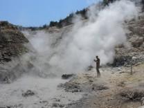 Das Vulkanfeld Campi Flegrei
