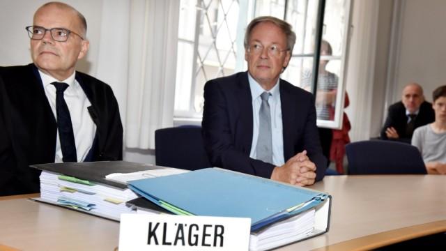 Architekt In München münchen braunfels kommt mit seiner klage wohl zu spät münchen