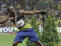 Sprintstar Bolt siegt beim Diamond-League-Meeting in Monaco