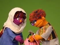 Neue Figur für afghanische Sesamstraße: Sirak