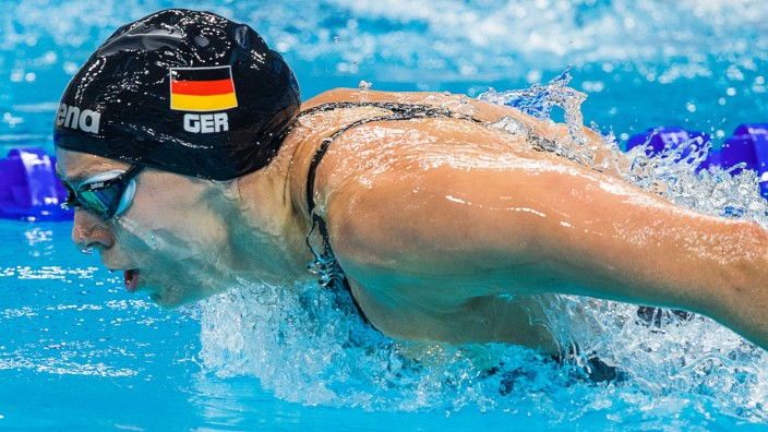 Schwimmen: Weltmeisterschaft