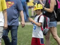Missglückte Geburtstagsfeier für Pokémon Go in Chicago