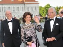 Empfang für Max in Bayern zu dessen 80. Geburtstag
