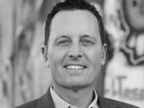 February 9 2016 Los Angeles California U S Richard Grenell founder of strategic communicatio; February 9 2016 Los Angeles California U S Richard Grenell founder of strategic communicatio