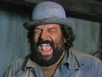 Eine Faust geht nach Westen OCCHIO ALLA PENNA IT 1980 Regie Michele Lupo BUD SPENCER AMIDOU