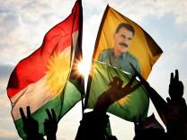 Großrazzia gegen mutmaßliche PKK-Anhänger