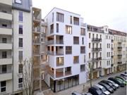 holzhochaus e3 in berlin ; bernd borchardt / holzabsatzfonds