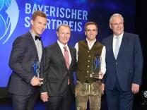 Bayerischer Sportpreis 2017