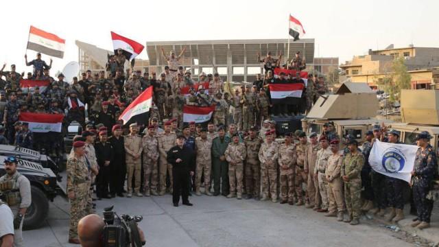 Sieg über IS-Miliz in Mossul