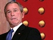 us präsident george w. bush ap