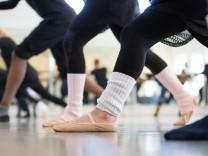 Inklusions-Tanzworkshop mit Bundesjugendballett