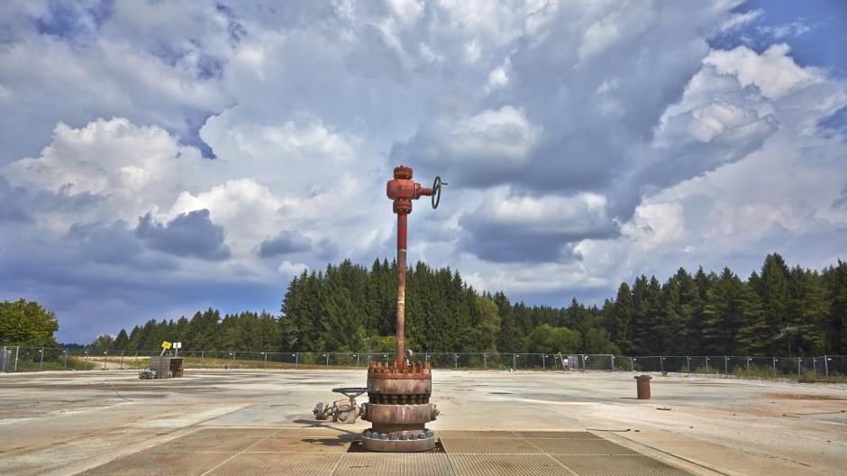 Geothermie Kraftwerk Geretsried