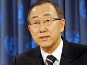 Ban Ki Moon, dpa