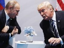 G20-Gipfel - Trump trifft Putin