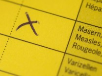 Trotz steigender Masern-Fallzahlen kein Impfzwang in NRW