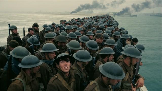 400 000 Soldaten warteten im Mai 1940 auf ihre Rettung am Strand von Dünkirchen, während die Wehrmacht näherrückte.