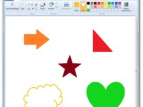 Screenshot Microsoft Paint