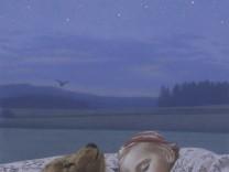 Schlafendes Kind, Quint Buchholz