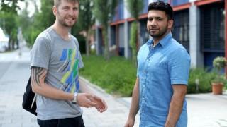 Flüchtlinge in München Patenprogramm