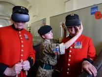 Virtual Reality Inhalt für die Dritte Flandernschlacht erschienen