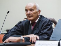 Fortsetzung NSU-Prozess vor dem Oberlandesgericht M¸nchen