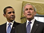 Amtsübergabe in den USA: Die unerträgliche Langsamkeit des Wechsels, AFP