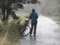 Regen im Rheinland