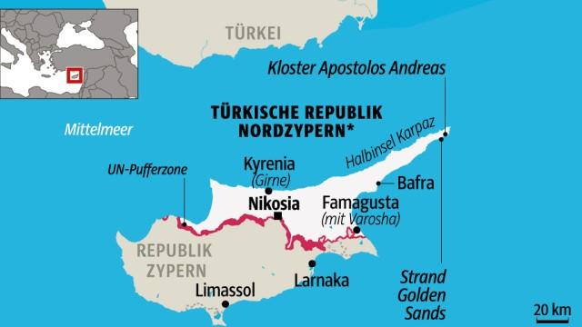 Zypern Mittelmeer