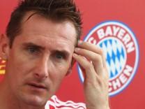 Miroslav Klose auf Asientour mit dem FC Bayern München - laut Medienberichten im April 2018 soll der Ex-Nationalspieler Jugendtrainer beim FC Bayern werden.