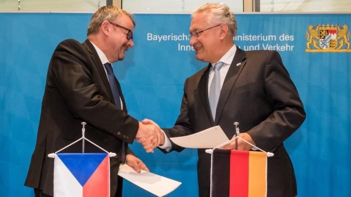 Herrmann Will Schnelle Zugverbindung Von München Prag