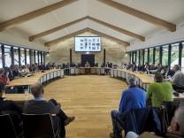 Sitzungssaal Rathaus Tölz