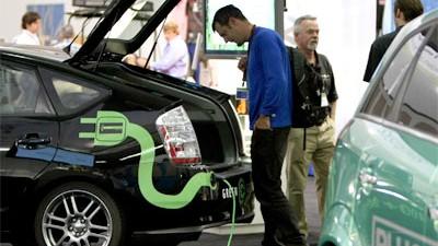 Die Zukunft des Autos