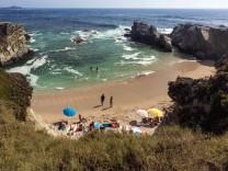 Praia dos Buizinhos Porto Covo Portugal Alentejo