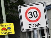 Mehr als 40 Anträge für Tempo 30 vor Kindergärten und Schulen