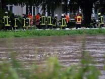Hochwasser in Hildesheim