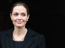 FILE: Angelina Jolie Reveals Bell's Palsy Diagnosis