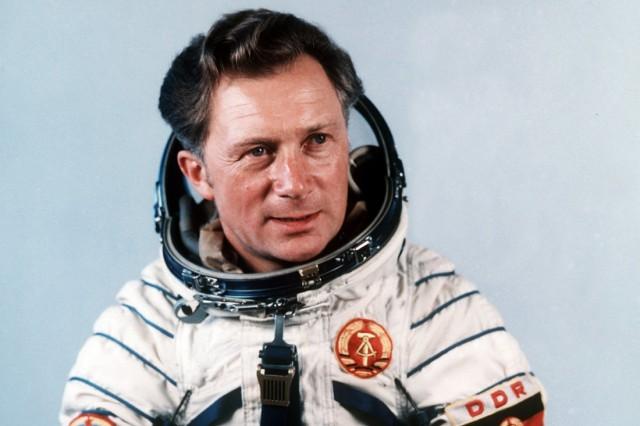 DDR-Kosmonaut Sigmund Jähn