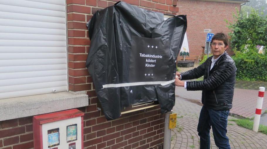 Rauchen Tabakgegner Joachim Kamp