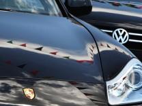 Porsche Cayenne und VW Touareg