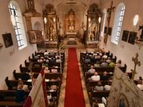 Kirche Günzlhofen