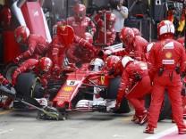 Formel 1 - Großer Preis von Großbritannien
