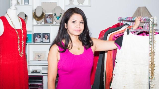 Mode Stilberaterin Beatriz Carmen Baldur