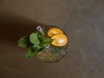 Küchenseite: Alkoholreduzierte Cocktails, The High, André Meier