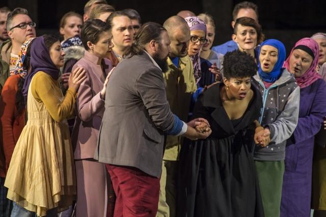 SALZBURGER FESTSPIELE (21. 07 - 30. 08 2017) OPERLa clemenza di Tito 2017 (PR Material -- Keine Honorarpflicht bei aktueller Berichterstattung über die Salzburger Festspiele und Nennung des Fotocredits)