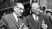 Dehler, Adenauer