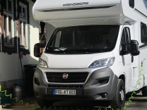 Weinsberg CaraHome 600 DKG auf Basis Fiat Ducato