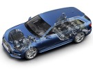 Audi A4 Avant g-tron Schnittbild