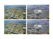 Luftbilderkombi für Ipad